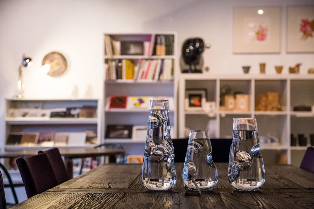 台南散策/南國孩子Susan/B.B.Art/咖啡館/玻璃杯