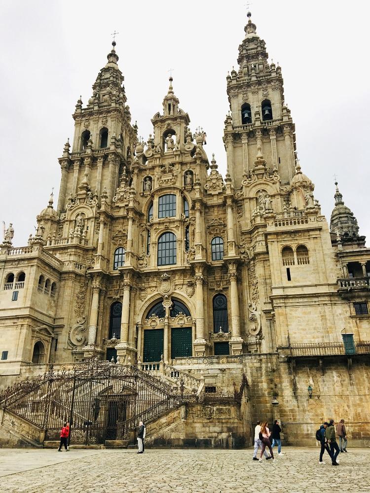 朝聖之路/聖雅各之路/朝聖/Santiago de Compostela 大教堂