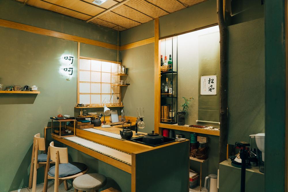 呵呵/咖啡茶屋/基隆/台灣/旅遊/打卡/委託行商圈