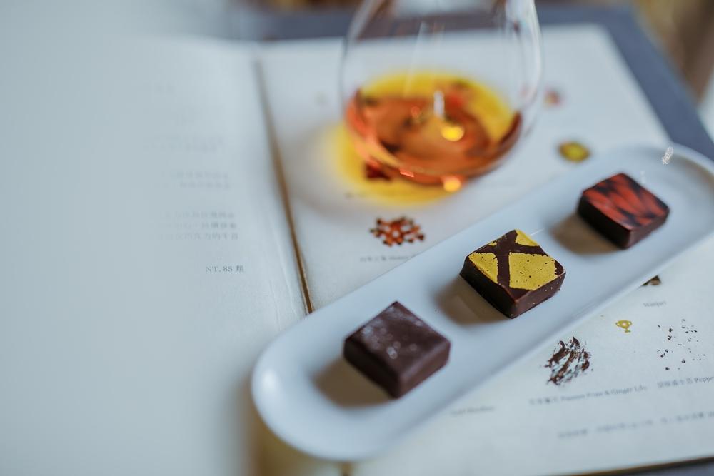 畬室法式巧克力甜點創作/台灣/台北/法式甜點/台灣巧克力/台灣旅遊