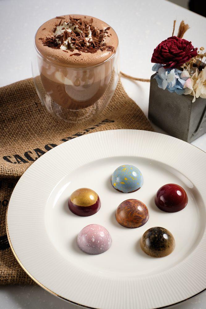 莊式巧克力/台灣/台北/甜點/台灣巧克力/台灣旅遊