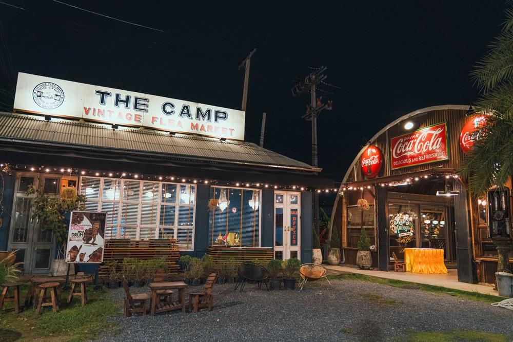 The Camp Vintage Flea Market/曼谷/泰國/旅遊/市集/復古