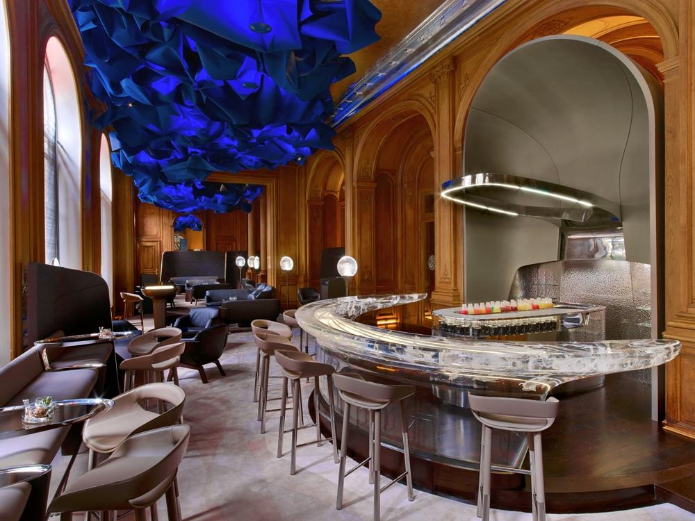 Hôtel Plaza Athénée - Royal Suite/bar/巴黎/法國