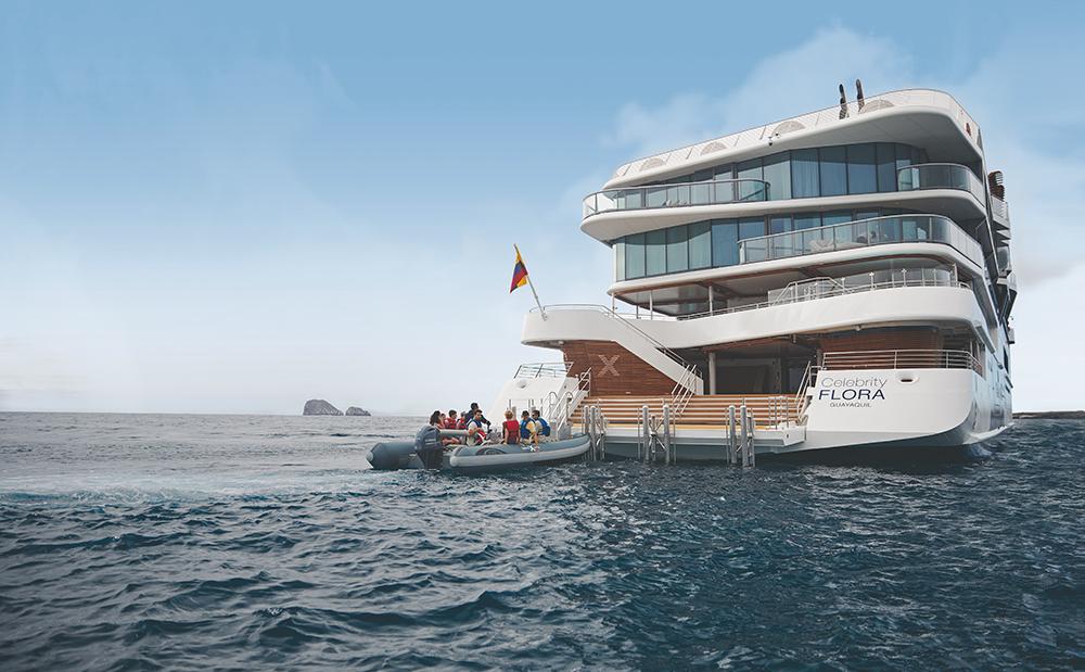 Celebrity Flora℠/Celebrity Cruises/The Galápagos I