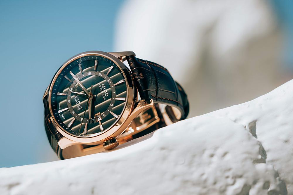 MIDO先鋒系列腕錶/的美好時光/旅人誌/TRAVELER luxe