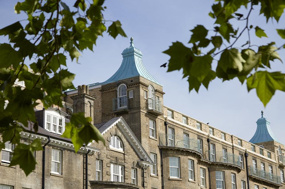 University Arms/劍橋/英國/旅遊/設計旅宿/建築外觀/英國老建築