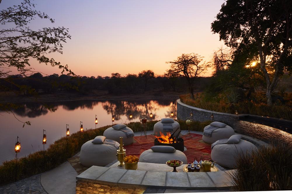 Kubili House/南非/克魯格國家公園/旅遊/非洲獵遊/荒野/露天休息區