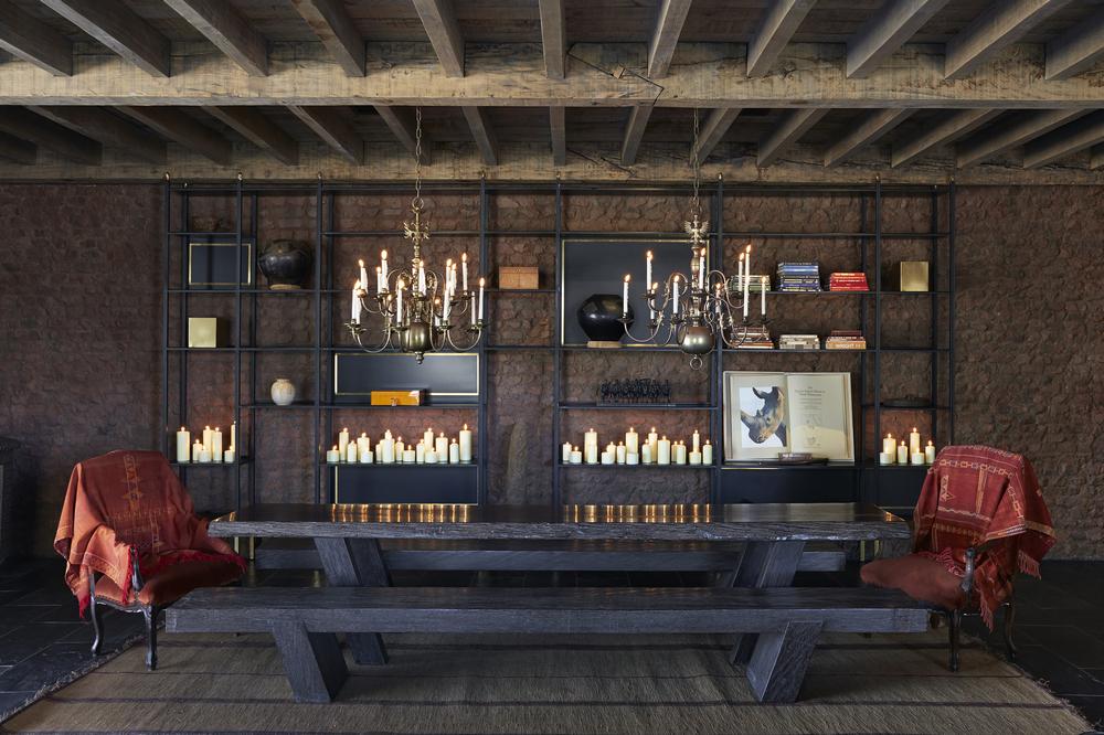 Kubili House/南非/克魯格國家公園/旅遊/非洲獵遊/荒野/大廳室內
