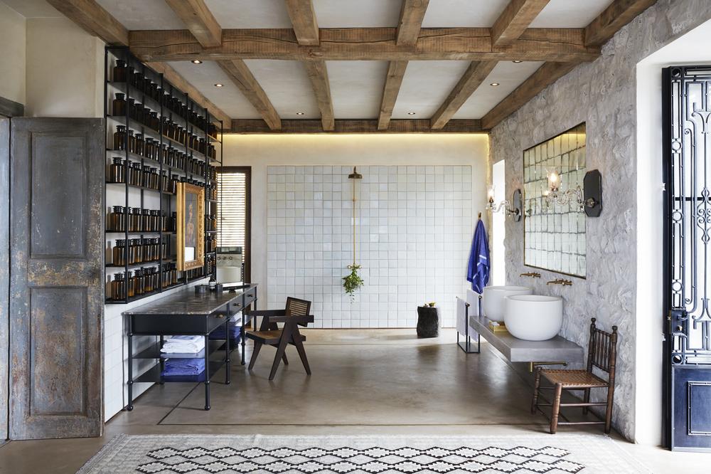 Kubili House/南非/克魯格國家公園/旅遊/非洲獵遊/荒野/套房洗臉檯
