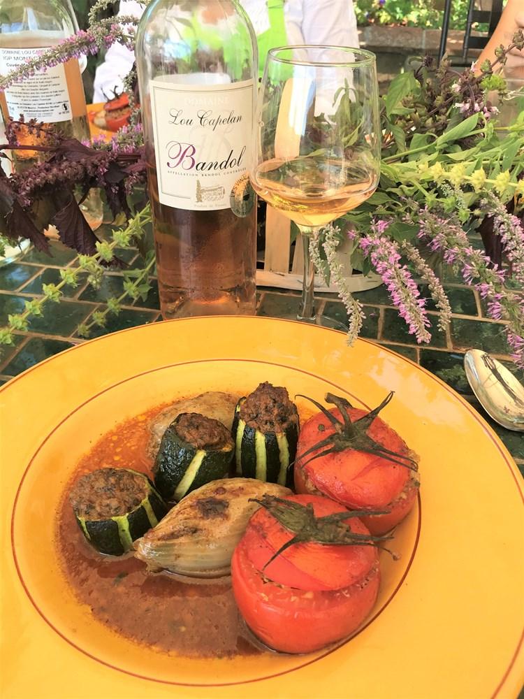 法國/南法旅遊/Hostellerie Bérard & Spa/米其林/美食推薦/南法風味