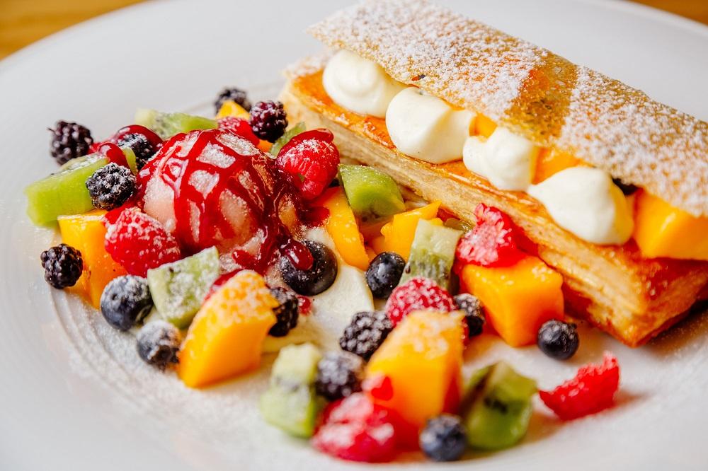 SEASON Artisan Pâtissier/大安區甜點/視覺系餐點/莓果/法式甜點