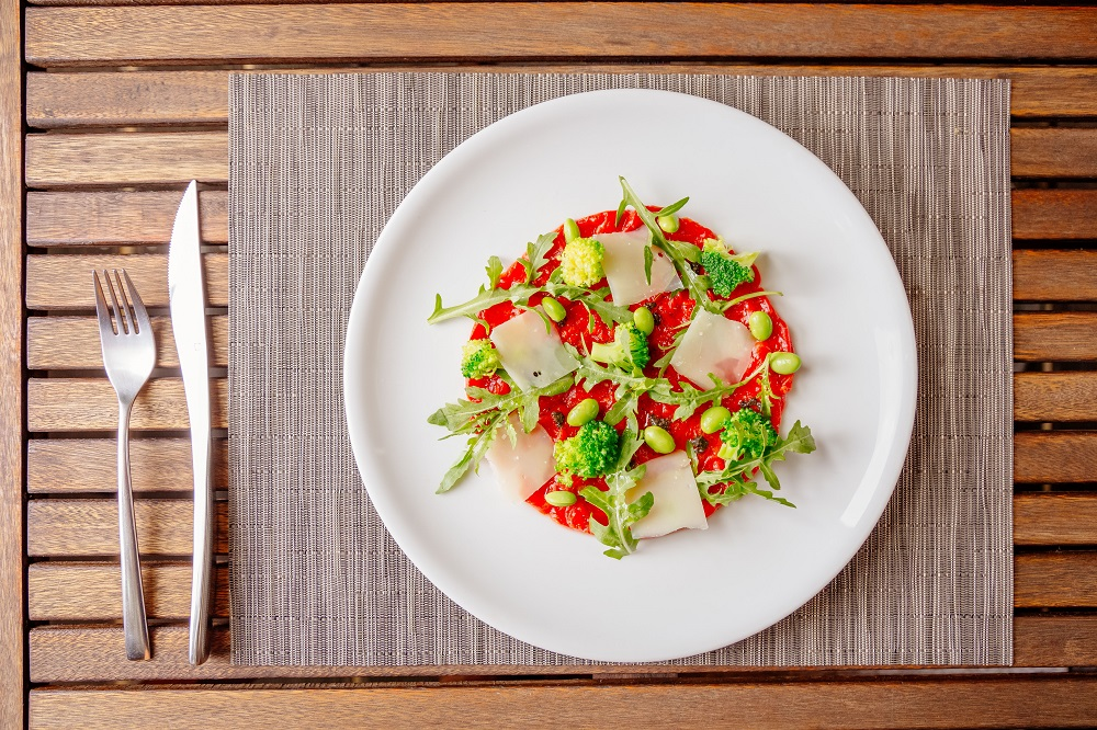 SEASON Artisan Pâtissier/大安區甜點/視覺系餐點/番紅花海鮮飯/綠色花椰菜