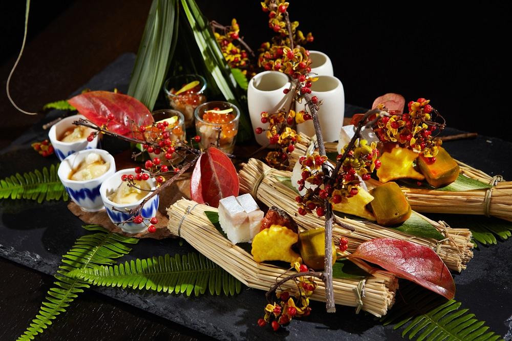 燈燈庵/廣中新輝/台北/自然流和食/日本料理/八寸