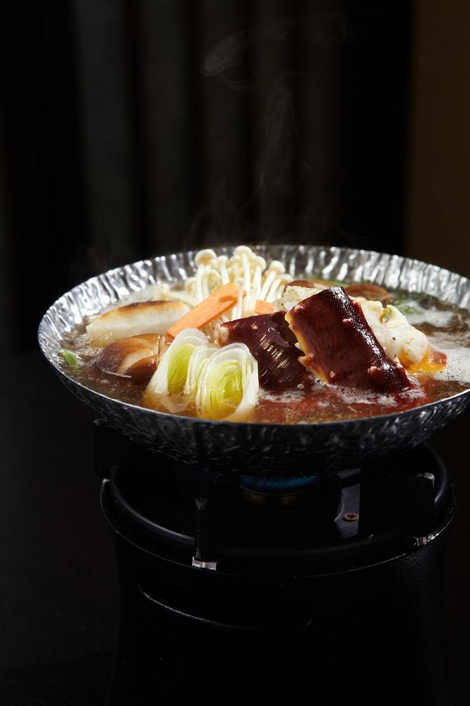 燈燈庵/廣中新輝/台北/自然流和食/日本料理/鱈場蟹山椒鍋