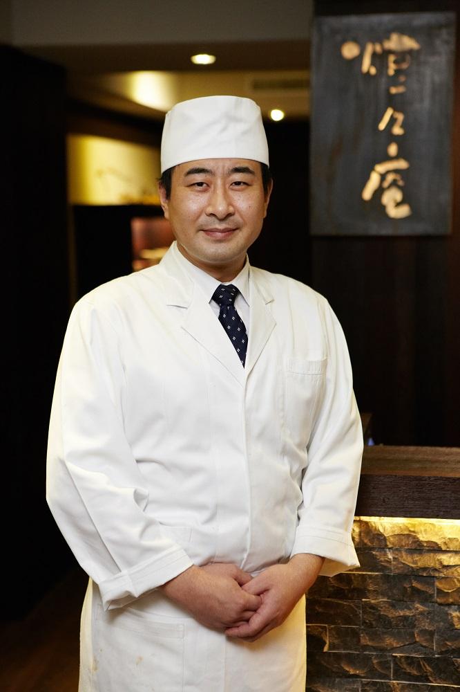 燈燈庵/廣中新輝/台北/自然流和食/日本料理