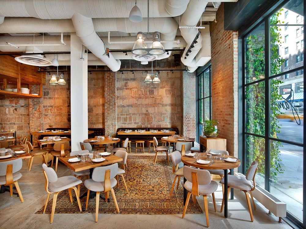 1 Hotel Central Park/曼哈頓/紐約住宿/美國/綠色生活/環保旅宿/餐廳