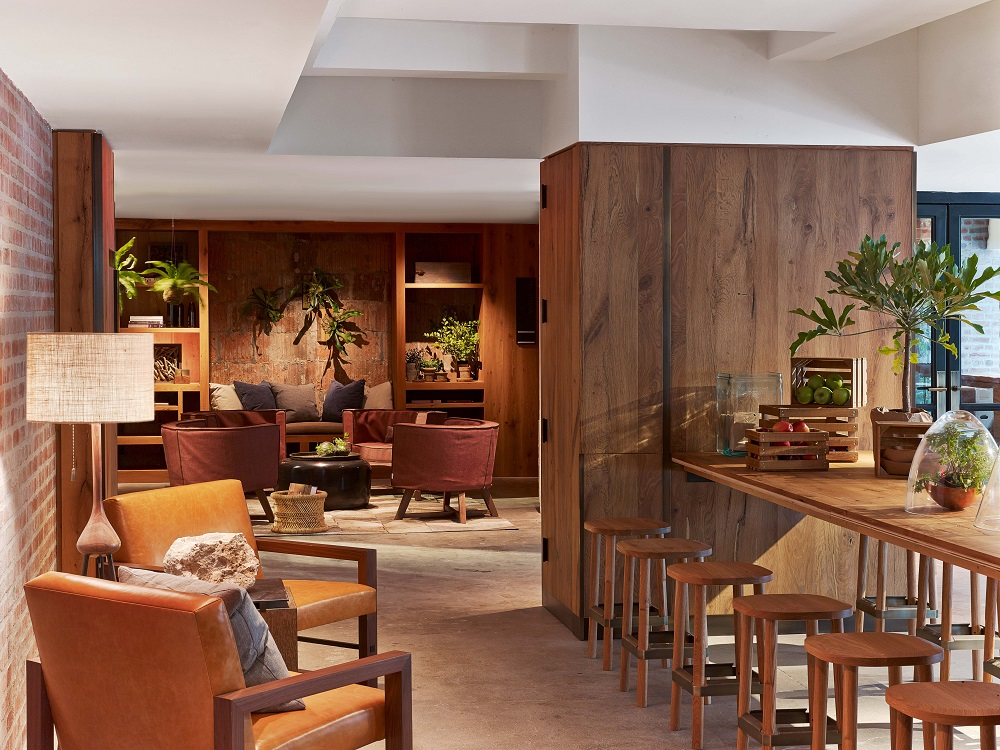 1 Hotel Central Park/曼哈頓/紐約住宿/美國/環保旅宿/公共區域