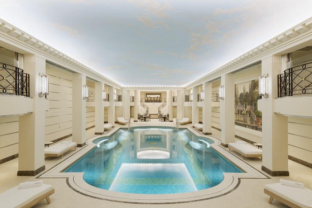 Ritz Paris/法國/巴黎/海明威摯愛/Coco 香奈兒的家/泳池/水療中心