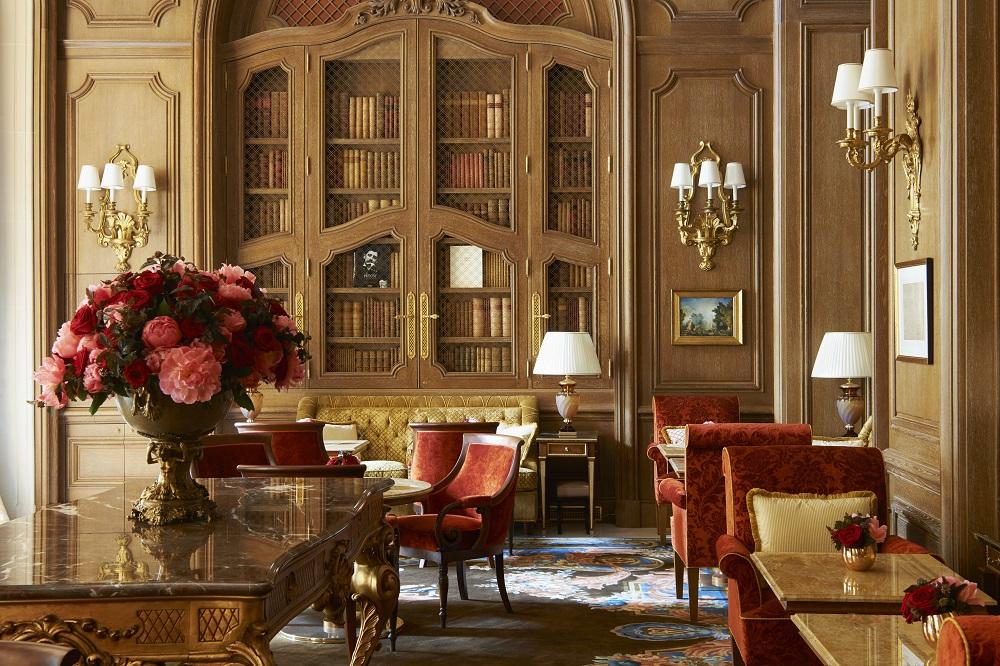 Ritz Paris/法國/海明威摯愛/Coco 香奈兒的家/黛安娜王妃的最後一餐/奢華餐廳