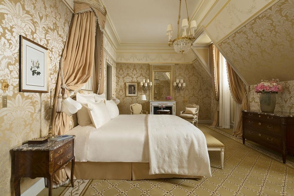 Ritz Paris/法國/海明威摯愛/Coco 香奈兒的家/黛安娜王妃的最後一餐/夢幻公主套房