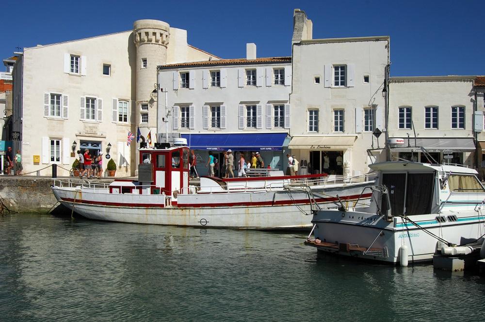 Hôtel de Toiras & Villa Clarisse/雷島/法國/聖馬丁港/度假遊艇
