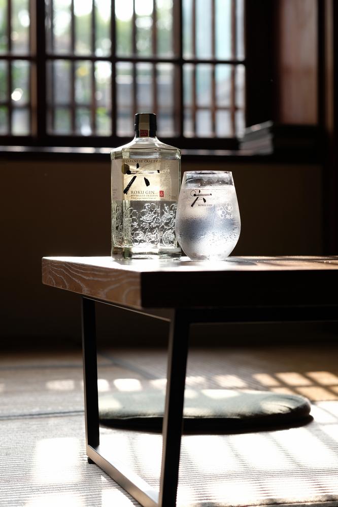 台灣三得利/日本琴酒/六 ROKU/台北國際烈酒暨調酒展
