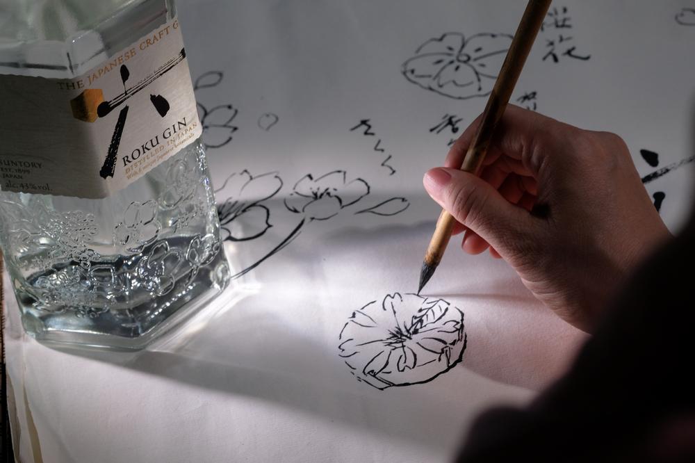 台灣三得利/日本琴酒/六 ROKU/台北國際烈酒暨調酒展/唐和家/和菓子