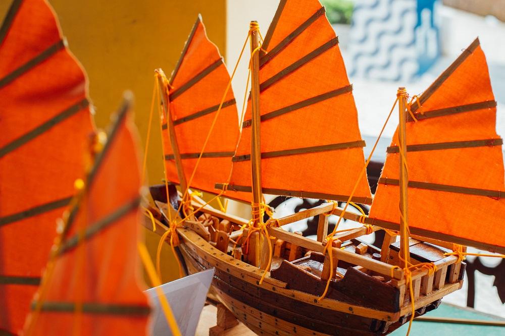 裝船佬/造船工業/船模型/航海時代/澳門