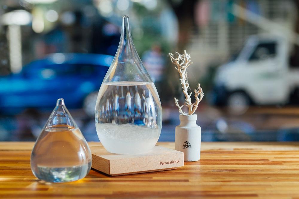 勺子雜貨咖啡館/台北/選物店/天氣球/水滴