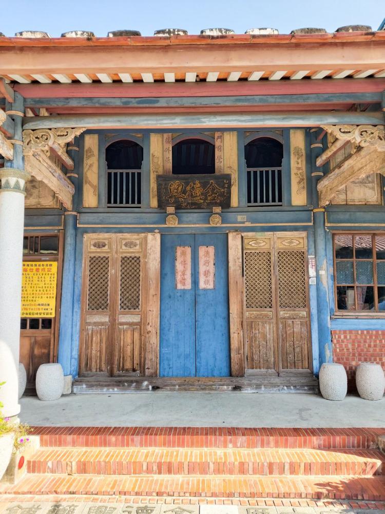 台南後壁菁寮,俗女養成記,陳嘉玲的家,金德興藥舖