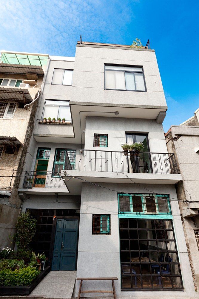 有方公寓/台南市立美術館/博物館/台灣