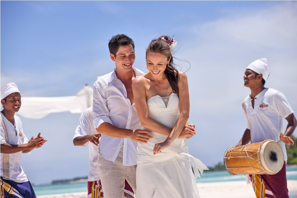 海底婚禮/The Residence Maldives/馬爾地夫
