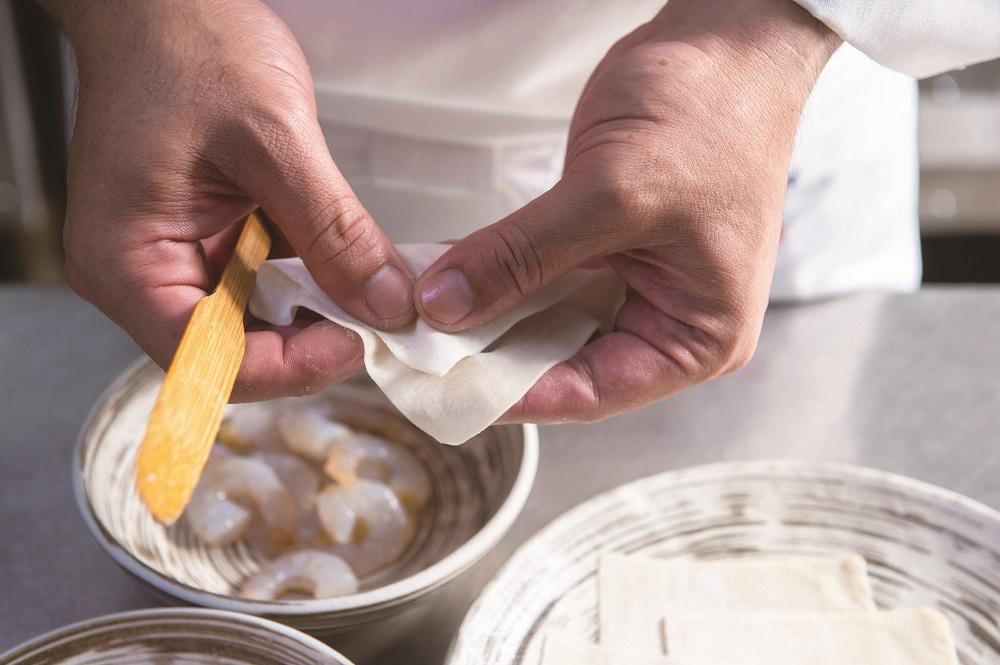 料理教室/花蓮小吃/花蓮必吃/蔡坤城主廚/福容大飯店/蓮貞豚扁食/包餛飩