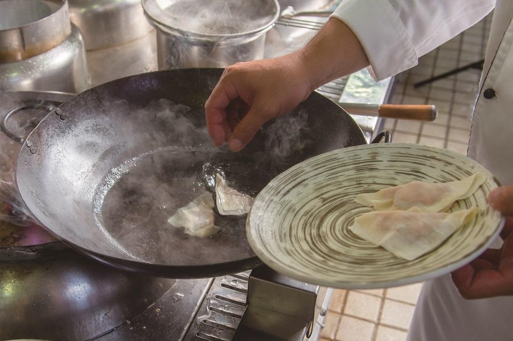 料理教室/花蓮小吃/花蓮必吃/蔡坤城主廚/福容大飯店/蓮貞豚扁食/煮餛飩