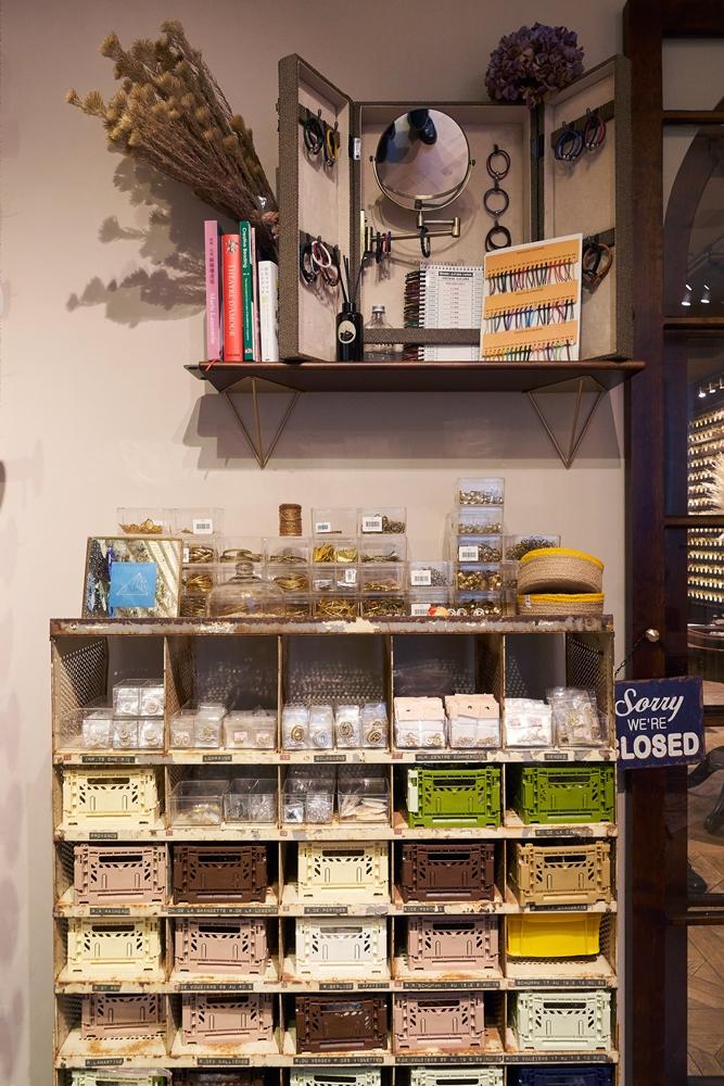 首飾/首飾概念店/西門町/Rizo Jewels/歐洲圖書館/台北