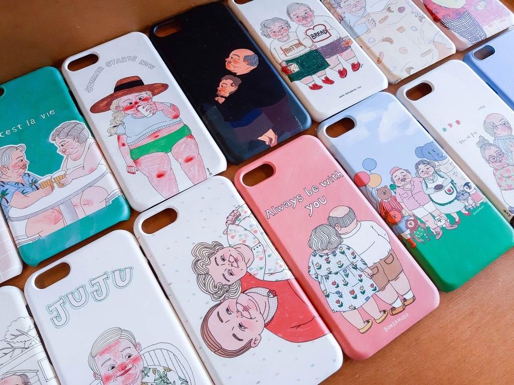 手機殼/Object오브젝트/首爾買物/首爾商店/韓國旅遊