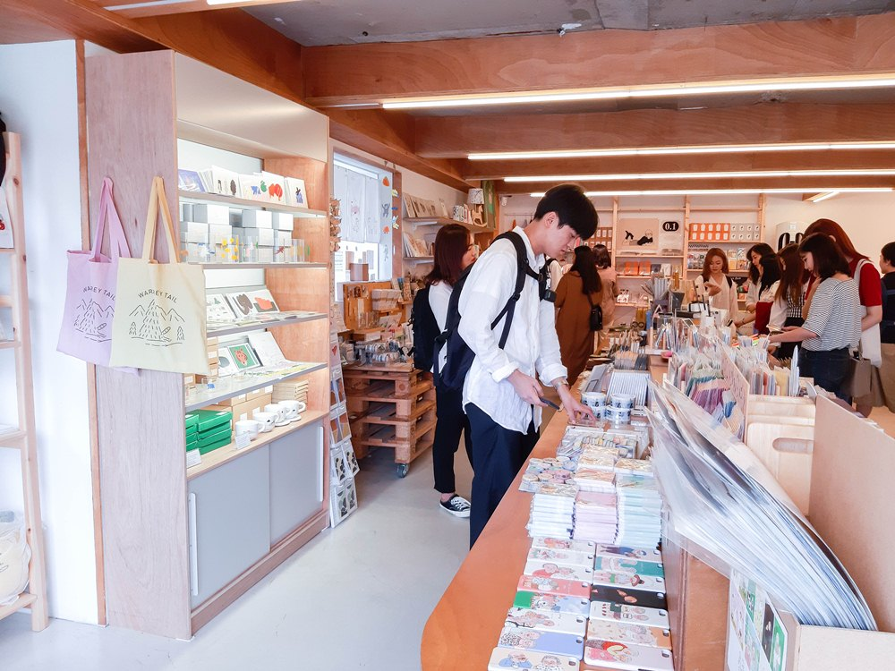 Object오브젝트/首爾買物/首爾商店/韓國旅遊