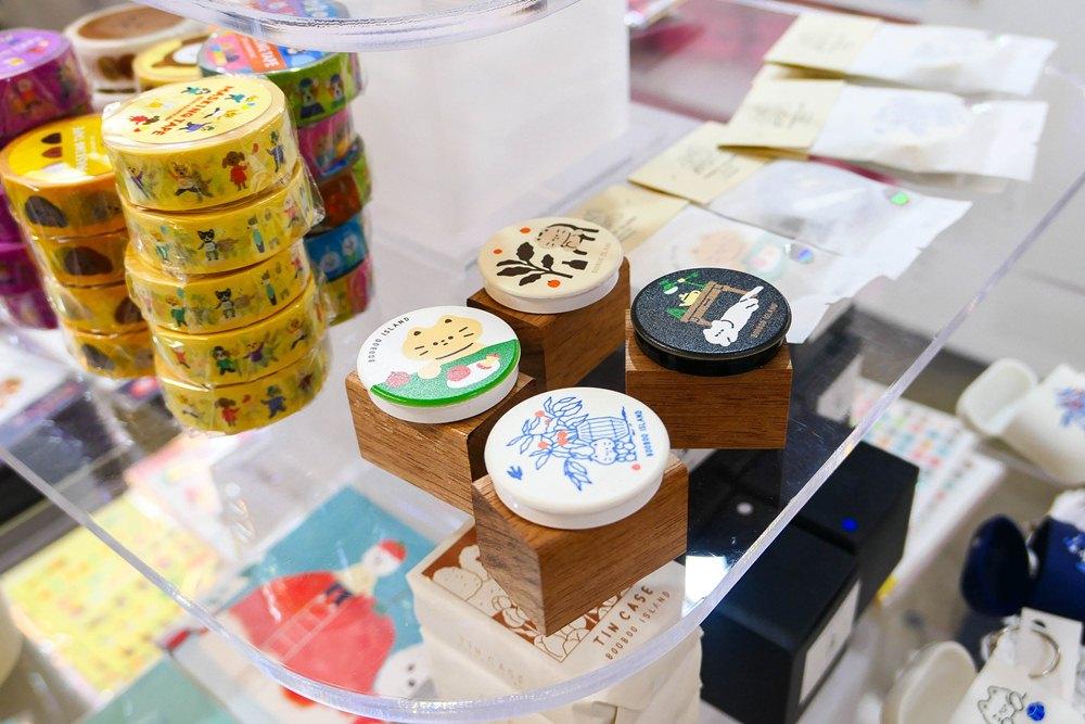 紙膠帶/RECORDER store 리코더스토어/首爾買物/首爾商店/韓國旅遊