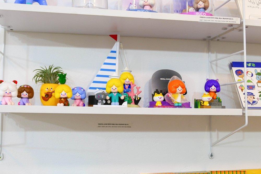 娃娃/RECORDER store 리코더스토어/首爾買物/首爾商店/韓國旅遊