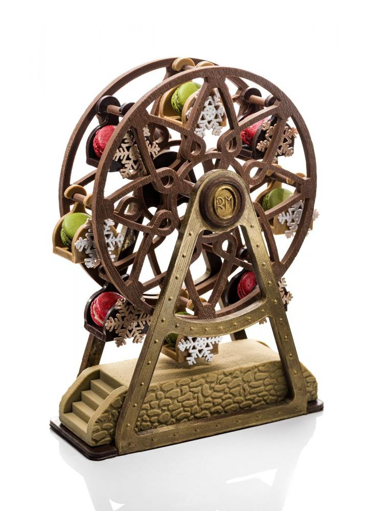 Pierre Hermé/全球最佳糕餅師/馬卡龍/Romeo Balancourt/Le Royal