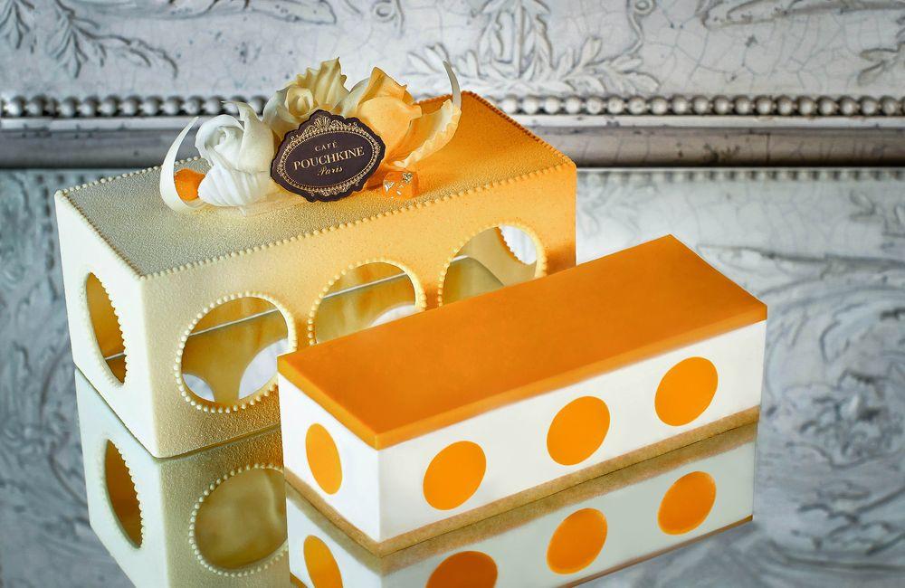 普希金咖啡館/Café Pouchkine/聖誕蛋糕