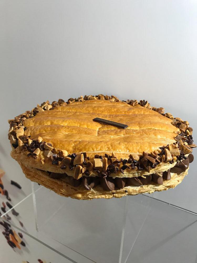 La Maison du Chocolat/國王餅