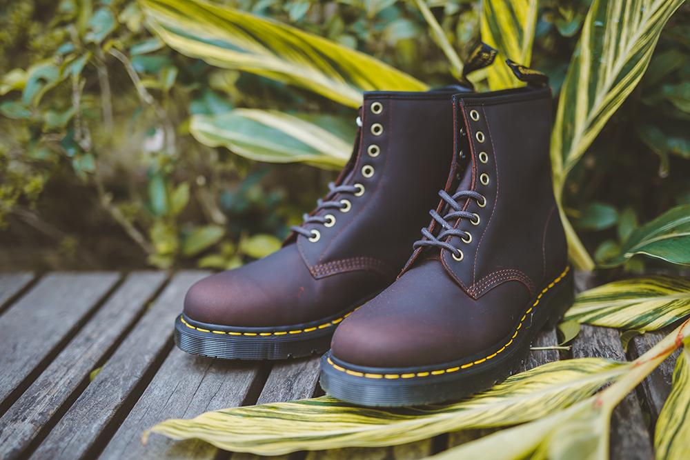 Dr. Martens 全天候防潑水機能靴/旅人誌/TRAVELER luxe