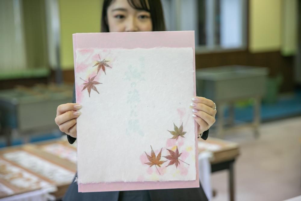 パピルス館/和紙/職人/杉原商店/日本旅遊