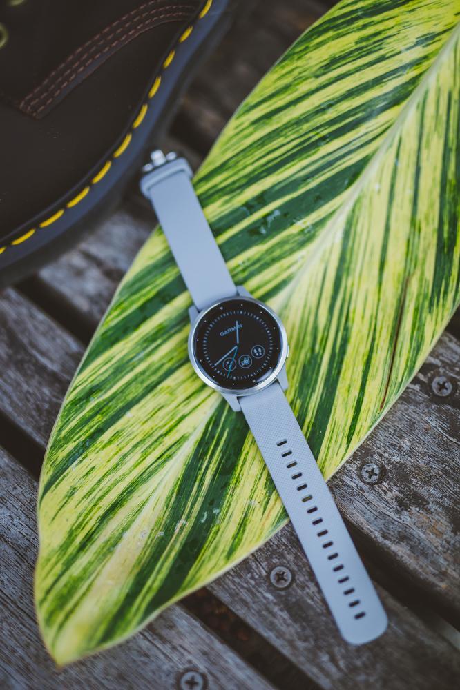 Garmin VVA4 GPS 智慧腕錶/旅人誌/TRAVELER luxe