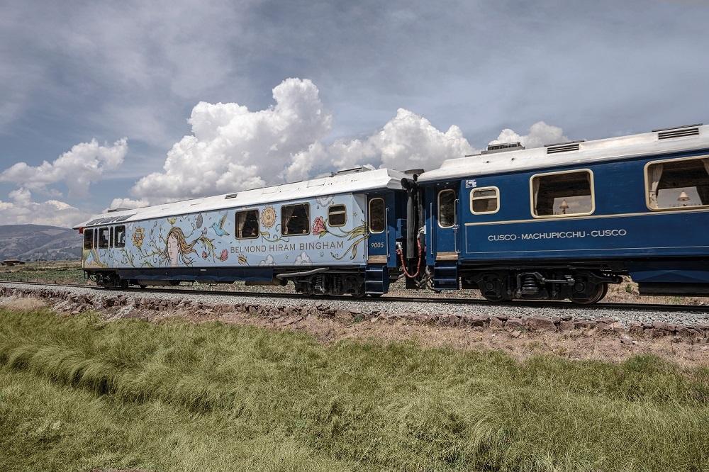 Belmond/秘魯/馬丘比丘/奢旅列車/流動中的藝術