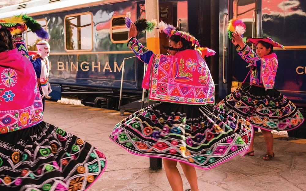 Belmond/秘魯/馬丘比丘/奢旅列車/秘魯傳統編織工藝/Jose Miguel Valdivia