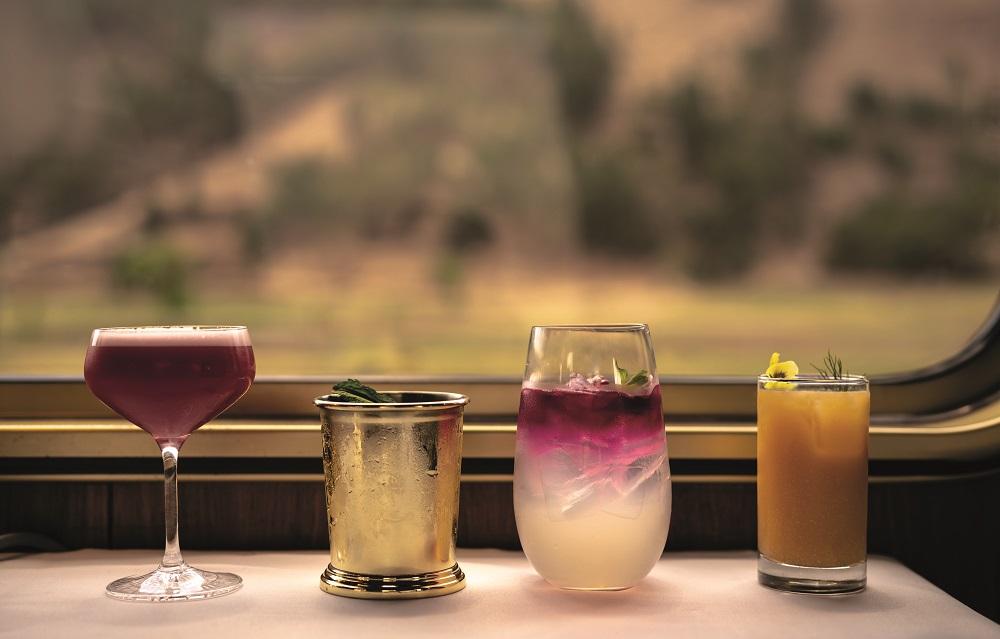 Belmond/秘魯/馬丘比丘/奢旅列車/調酒/雞尾酒