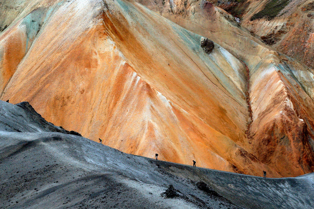 Laugavegur Trail/冰島/中部高地/旅遊/健行/世界最美健行路線