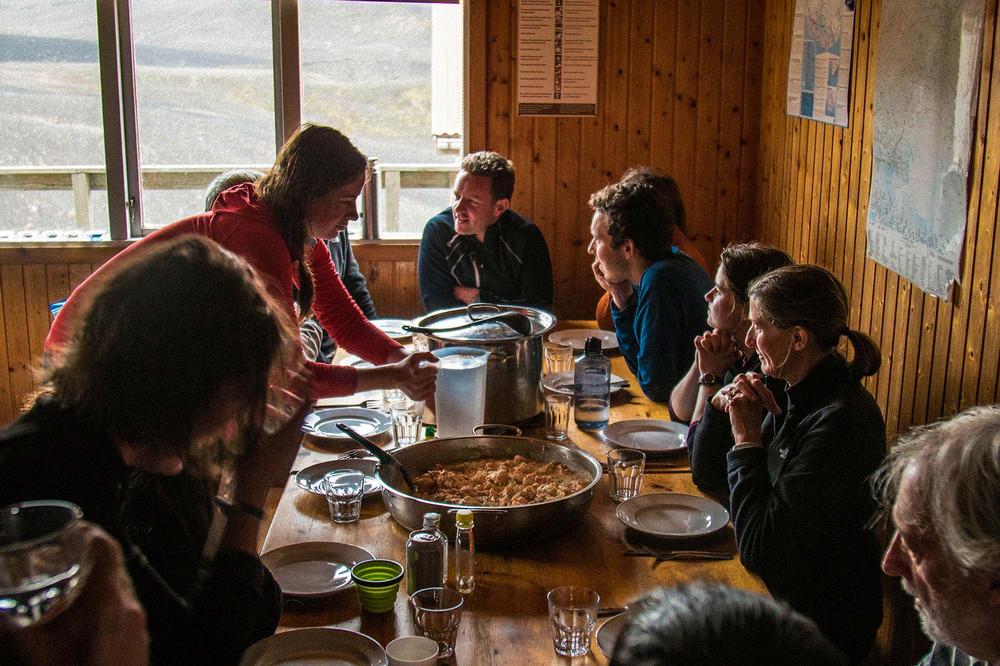 Laugavegur Trail/冰島/中部高地/旅遊/健行/山屋